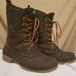 Kamik size 11 snow boots